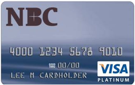 NBC Credit Card